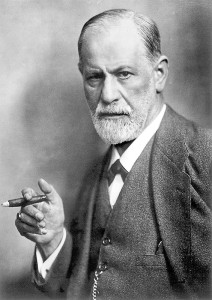Maybe an inspiration to look on political arsonists with the eyes of a therapist: Dr Freud.